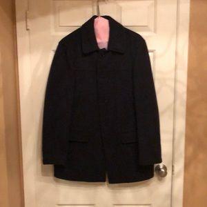 J Crew pea coat university coat